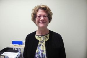 Judy Shishmanian, CDE at the Diabetes Self-Management Program at MidHudson Regional Hospital