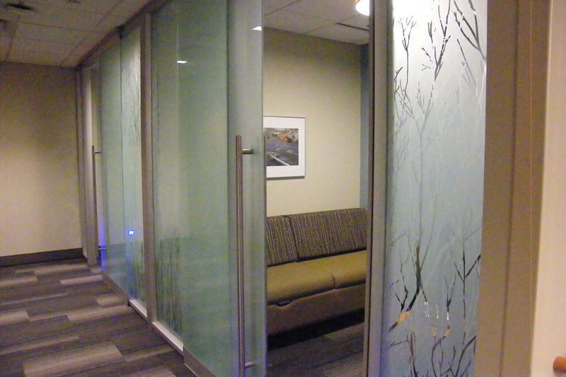 Westchester Medical Center now has private resting areas for Trauma ICU families.